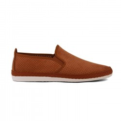 Flossy slip-on vendaval blanco