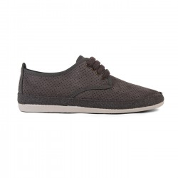 Zapatillas Flossy perforadas rifle gris