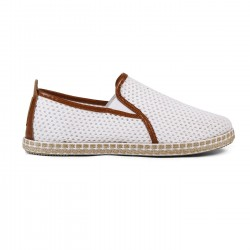 Flossy slip-on Aro Blanco