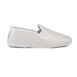 Flossy slip-on Onda Blanco