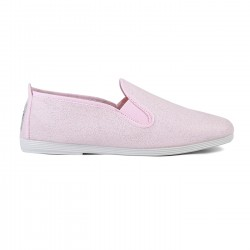 Flossy slip-on Sable Rosa