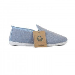 Flossy slip-on Eco Reciclado Celeste