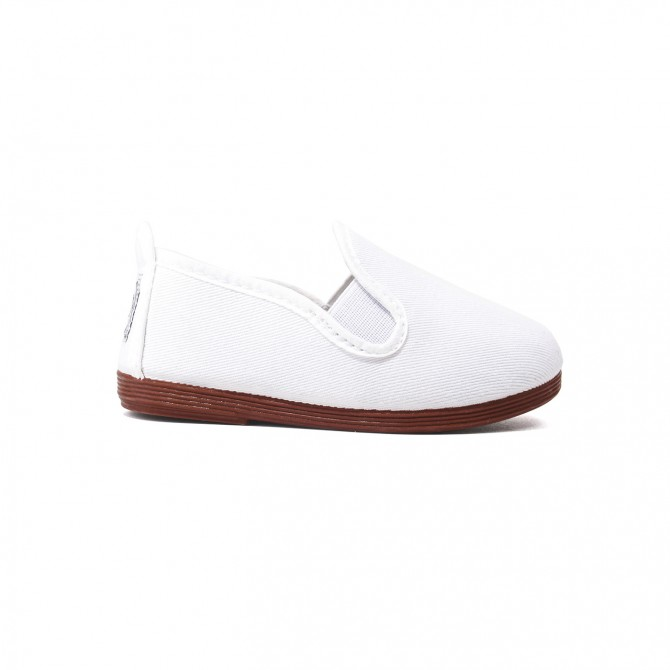 FLOSSY SLIP-ON ARNEDO BLANCO